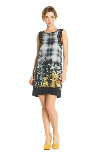 robe en soie - Robe Gabon | Derhy